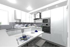 projet cuisine 3d projet cuisine 104 etude 3d cuisine avec bar table à la même