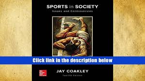 read online sports in society issues and controversies b b