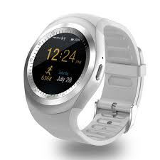 waterproof y1 bluetooth smart watch gps sim phone for ios android