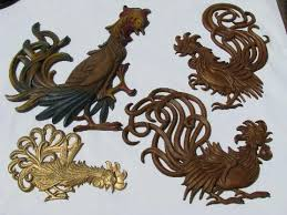 kitchen wall plaques vintage kitchen wall plaques metal roosters
