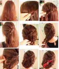 tutorial mengikat rambut kepang 20 tutorial model sanggul modern terbaru yang menakjubkan
