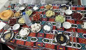 cuisine ouzbek circuit en ouzbékistan par khiva boukhara et samarcande