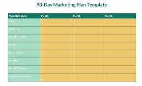plan social media marketing business template businessemailer
