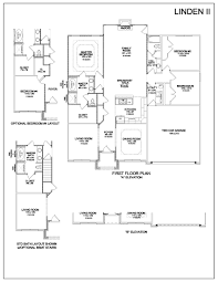 floor plans linden ii louisville kentucky real estate floor plan
