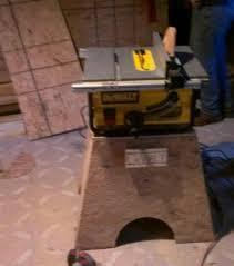 dewalt jobsite table saw accessories job site table saw tools equipment contractor talk