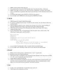 Linux Resume Process 6 Stages Of Linux Boot Process