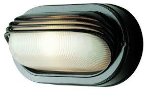 trans globe lighting 4123 single light oval eye lashes outdoor