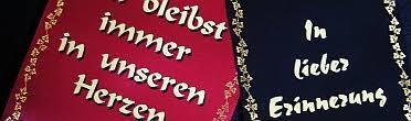 kranzschleifendruck schleifentexte schleifendruck online