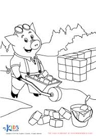 pigs worksheets kindergarten u0026 3 pigs