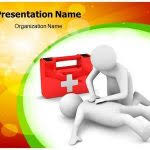first aid powerpoint template powerpoint template medical first