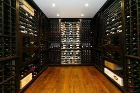 modern home wine cellars home design ideas