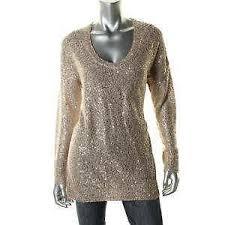Gold Sequin Cardigan Sequin Sweater Ebay