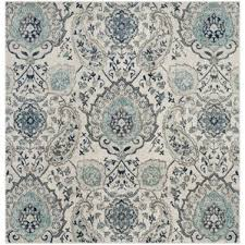 Country French Area Rugs French Country Square Rugs You U0027ll Love Wayfair