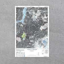 Brooklyn Ny Map Brooklyn Ny 1947 Usgs Map