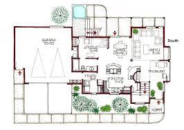 plans passive solar home plans