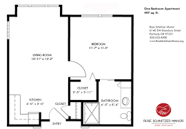 Floor Plan For 1 Bedroom Apartment by One Bedroom Apartment 25 Photos Close Plaka Onebedroom Apartment