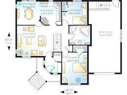 house plans 1 simple house plan with 1 bedrooms home design