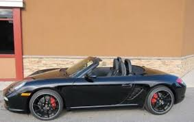 porsche boxster black edition read car review 2011 porsche boxster s black edition rocks
