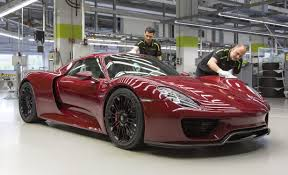 porsche 918 acid green the final porsche 918 spyder has been produced u2013 news u2013 car and