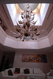 House Chandelier Chandelier 120 Lights For Luxury House In Dubai