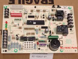 62 102635 81 rheem ruud 80 2 stage heat control board