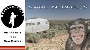 living off grid in the high desert taos new mexico youtube