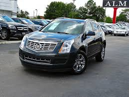 2015 srx cadillac 2015 used cadillac srx awd 4dr luxury collection at alm mall of