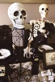 halloween skeleton pictures spooky soiree
