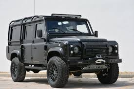 kahn land rover defender 110 east coast defender u0027s beast suv borrows the engine of a chevrolet