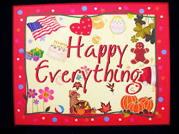 happy everything sign happy everything sign plaque whimsical decoration new free