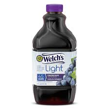 Light Concord Grape Juice Welch S