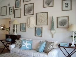 Beach Decorating Ideas Interior Design Perfect Shelving And Upholstered Chair Ideas For