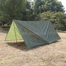 Camping Tent Awning Lightweight Camping Awning Tarp Trail Tent Sun Shade Shelter