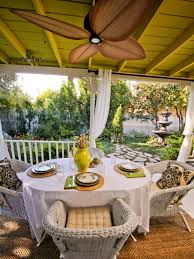 White Wicker Armchair Sensational Porch Design Dining Table Ideas Presenting