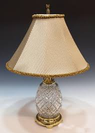 Waterford Table Lamps Waterford Pineapple Lamp Finding Affordable Solutions For Your