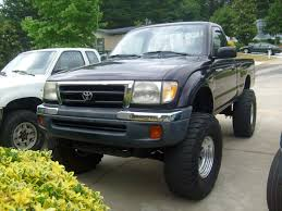 Tacoma Bed Width Prpltaco 1998 Toyota Tacoma Regular Cabshort Bed Specs Photos