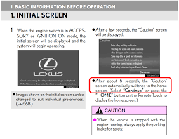 go to home screen automatically clublexus lexus forum discussion