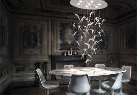 Chandelier Designer Angel Falls Chandelier Like Angels Falling From The Sky
