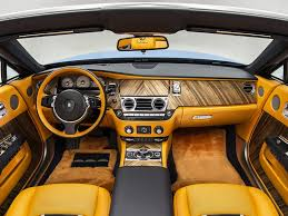 rolls royce inside 2016 rolls royce shows off beautiful bespoke dawn