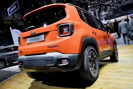 jeep renegade orange 2017 new jeep renegade starts from 16 995 in the uk