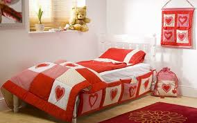 Bedroom Ideas For Teenage Girls Red Modern Teenage Girls Bedroom Ideas With Dark Purple Wall Color
