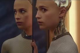 ex machina director behind the glass with the director of ex machina an instant sci