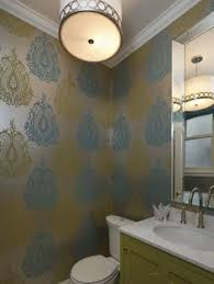 15 whimsical wallpaper ideas for your bathroom powder room