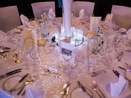 white luxurious weddings so lets party