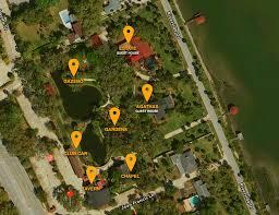 estate map the estate on the halifax daytona wedding venue