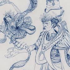 draw cool vol 1 wizards and unicorns art of graeme mccormack