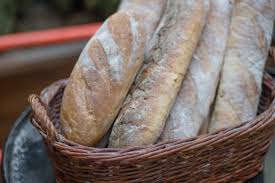 baguette cuisine ร ปภาพ จาน อาหาร ส น ำตาล ปลา ตะกร า การอบ ม ส ขภาพด