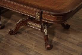 mahogany dining room table provisionsdining com