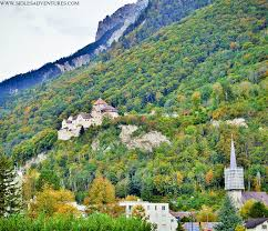 Home Of Prince by Vaduz Liechtenstein Sidles U0027 Adventures