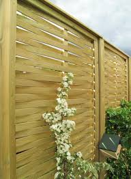 the woven fence panel may look like an old style inter woven